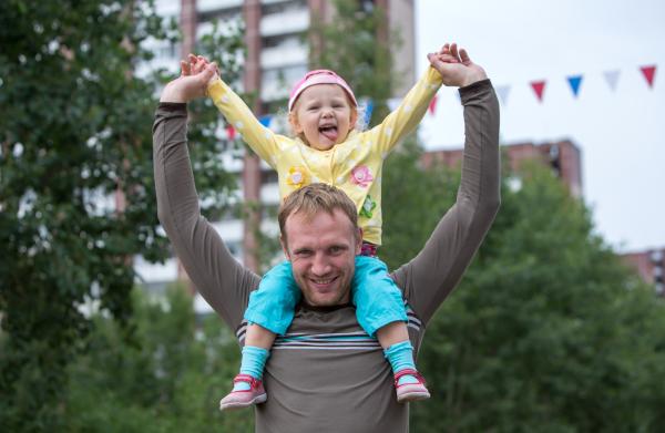 Люди, укоторых есть дети, живут дольше— ученые