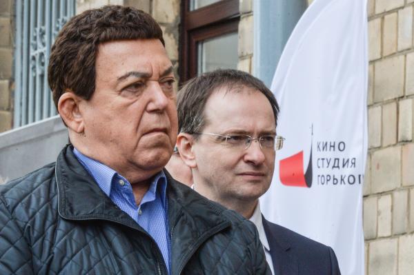 Мединский обвинил Кобзона внеобъективности инечестности