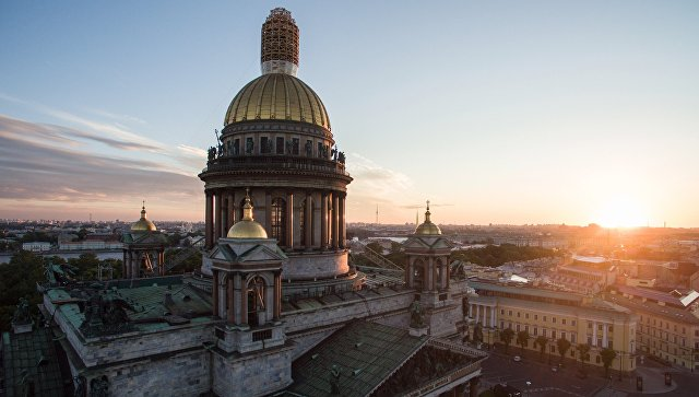 Иванов назвал неправильной передачу Исаакия РПЦ без консультаций спетербуржцами