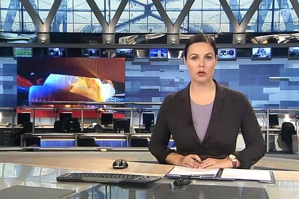 Екатерина Андреева снова будет вести программу «Время»