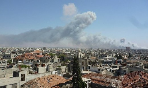 РФ несбила ниодной ракеты, выпущенной США поСирии