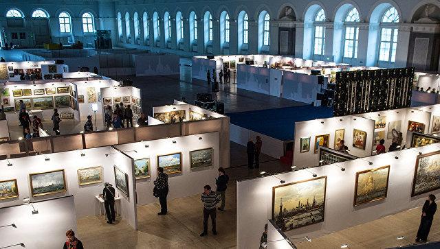 Парк «Россия— моя история» откроет выставку в«Манеже»