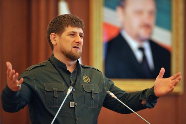 Кадыров пригласил Володина приехать вЧечню