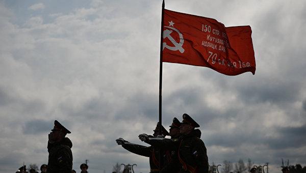 «Оппозиционный блок» планирует вернуть Украине Знамя Победы