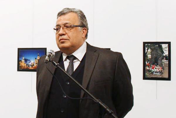 ВТурции арестовали причастного кубийству Карлова