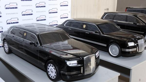 Путин объявил  онеобходимости наладить массовое производство авто  «Кортеж»