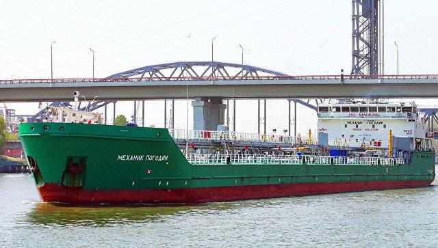 «Механика Погодина» заблокировали вукраинском порту натри года