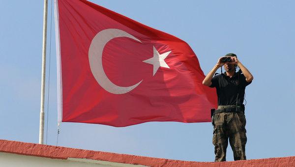 Турецкая армия нанесла удары по курдам в Сирии