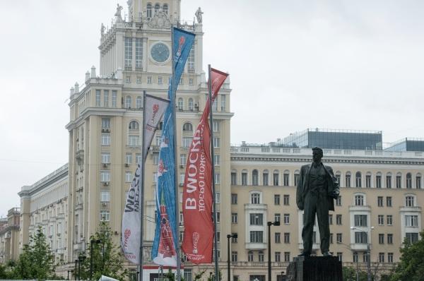 В столицеРФ готовится премьера городского мюзикла «Маяковский»
