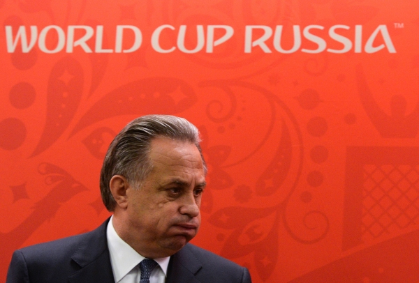Виталий Мутко удовлетворен количеством болельщиков, пришедших на 1-ый  мачт Кубка Конфедераций