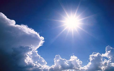 В декабре солнце в Москве светило менее семи минут