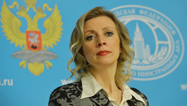 Захарова призвала неспекулировать с возможным  закрытием консульстваРФ вСША