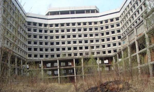 Наместе корпусов Ховринской клиники построят жилой квартал за19 млрд руб.