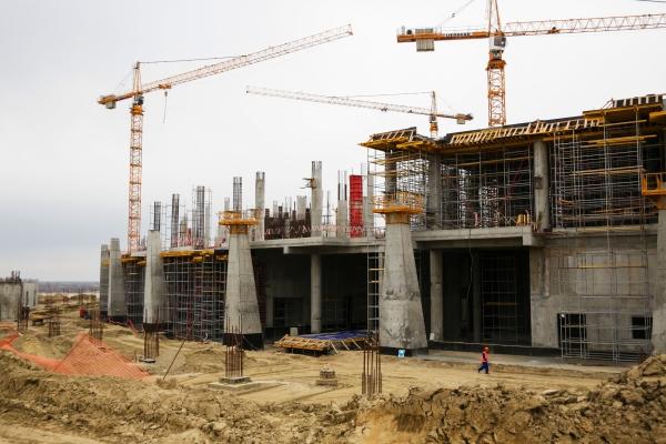 Где вПодмосковье выделили 68,3 гадля стройки малоэтажного жилья
