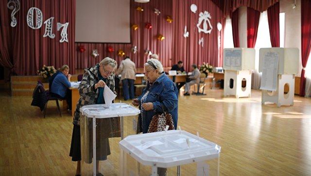 Показатели явки навыборах вРФ соответствуют средним областным значениям— Политологи