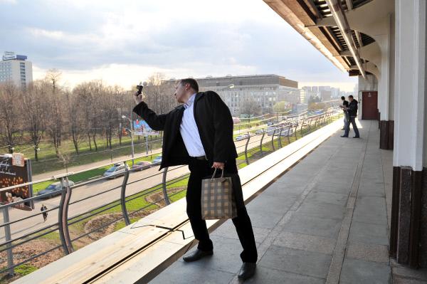 Собянин рассказал опроекте Большой кольцевой линии вМоскве