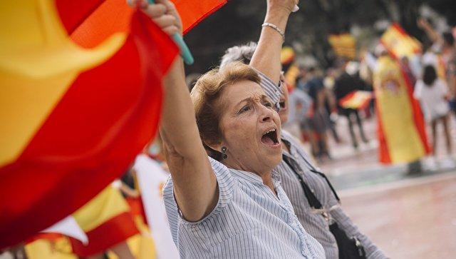 Мадрид желает провести вКаталонии досрочные выборы