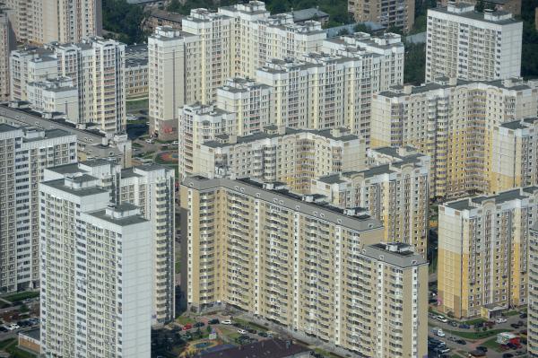 Всередине осени объемы жилищного возведения в РФ увеличились на13,4%