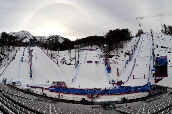 Сочинский горнолыжный курорт «Роза Хутор» признали лучшим в РФ