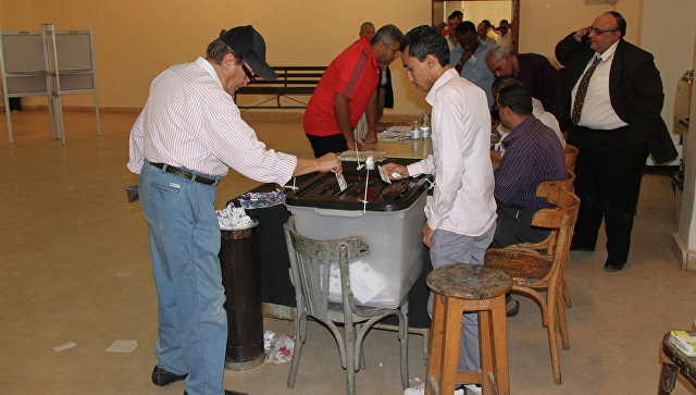 Действующий президент Египта выигрывает навыборах с92% голосов