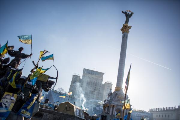 Во Франции пересмотрели отношение к Майдану
