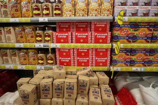 В РФ продолжается лишнее потребление хлебной продукции