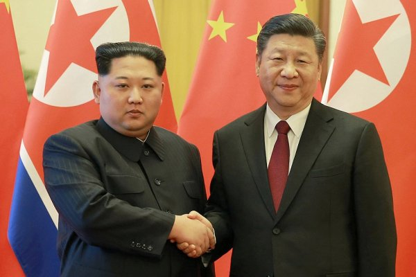 СМИ ожидают визита Ким Чен Ына в КНР