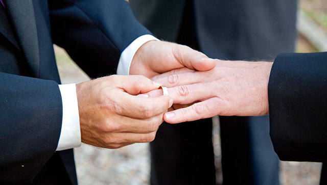 Брак между мужчинами впервый раз официально признан в РФ