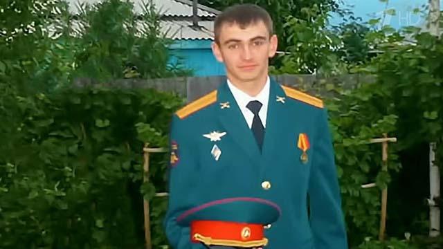 ВСирии отыскали тело русского офицера