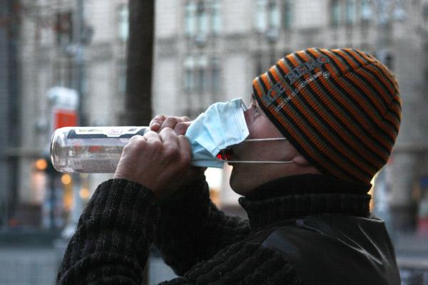 Эксперт назвал допустимую дозу водки в день