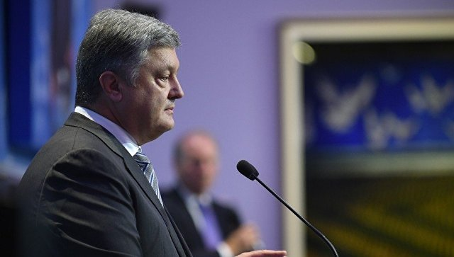 Петр Порошенко призвал РФ «каяться заголодомор»