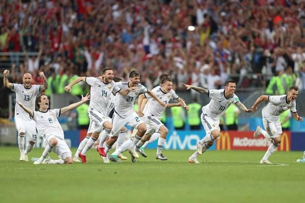 Жители России оценили шансы сборной вматче сХорватией