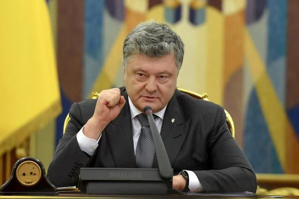 СНБО поддержал решение Порошенко разорвать договор о дружбе с Россией