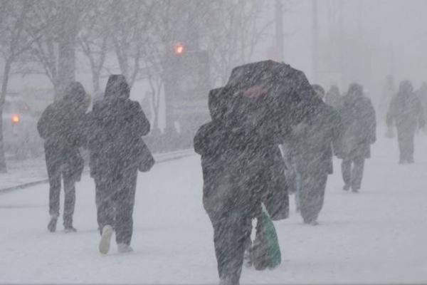 Вцентре инаюге государства Украины пройдут дожди, температура до +6