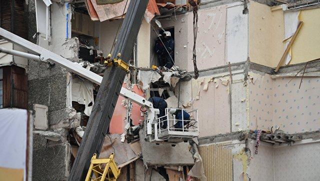 Жителям  разрушенных квартир предоставят новое жилье