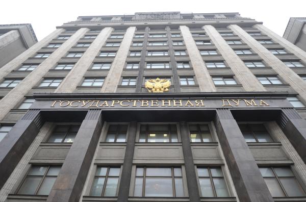 Госдума приняла впервом чтении законопроект оконтрсанкциях