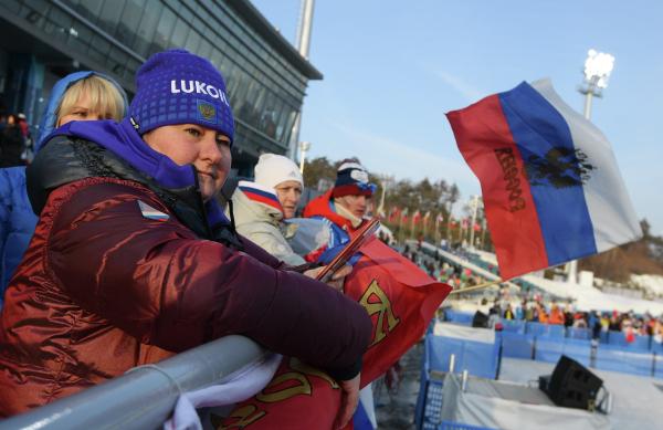 Елена Вяльбе: «Былабы счастлива иодной бронзе на данной Олимпиаде»