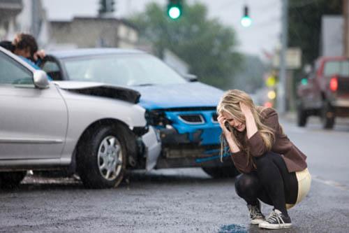 ВМожайском районе при лобовом столкновении машин погибли две женщины