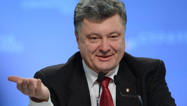 ПослыЕС поддержали санкции против участников возведения Крымского моста— Порошенко