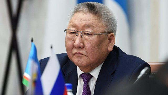 Путин принял отставку руководителя Якутии иназначил исполняющего обязанности