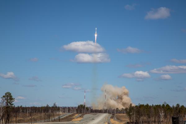 Шесть спутников ракеты Союз запущены неудачно