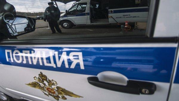 Около 300 человек собрались наместе несогласованного мероприятия вцентре столицы — МВД