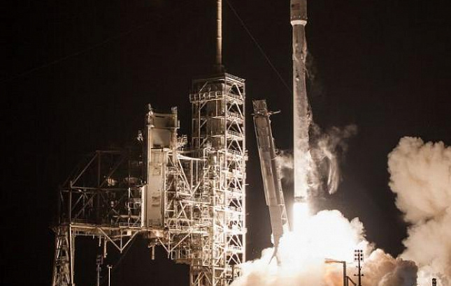Компании Илона Маска неудалось вывести наорбиту секретный спутник США