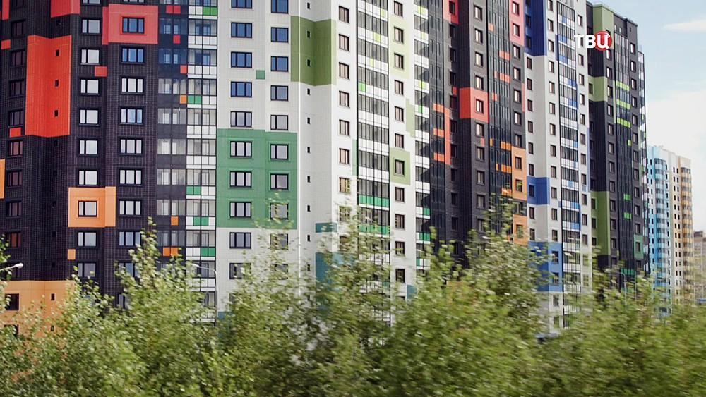В московскую программу реновации включили «молодые» дома