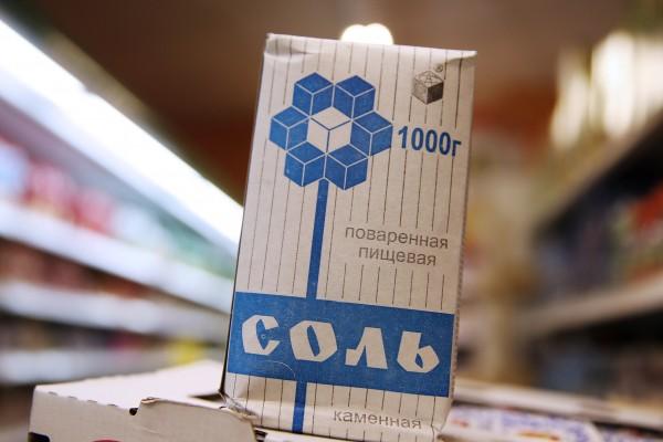 Союз потребителей назвал бессмысленным изменение названия поваренной соли
