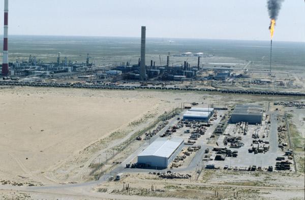 Цена нанефть всреду снизилась до10-месячного минимума