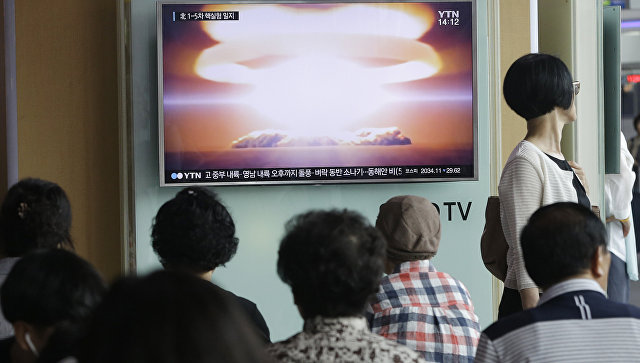 КНДР: Трамп желает войны наКорейском полуострове
