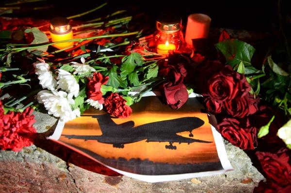 Минобороны назвало причину крушения Ту-154 над темным морем