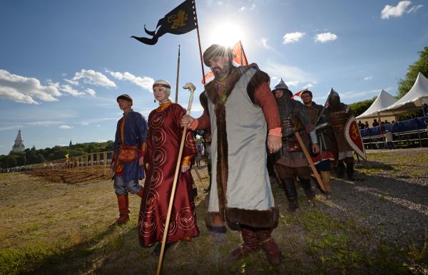 Норвежские гости фестиваля «Времена иэпохи» выделили любовь русских кистории