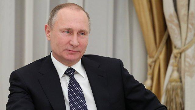 Путин: РФ готова работать совсеми странами напринципах доверия